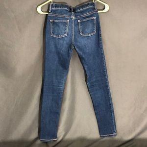 Old Navy Girls Rockstar Jeggings Jeans
